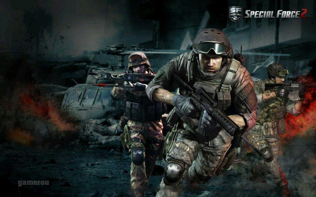 Special Force 2 เกมส์ SPF ยอดนิยมอันดับ 1
