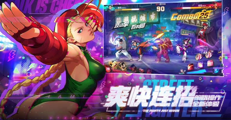 Street Fighter Duel เกมส์มือถือมาใหม่จาก Capcom