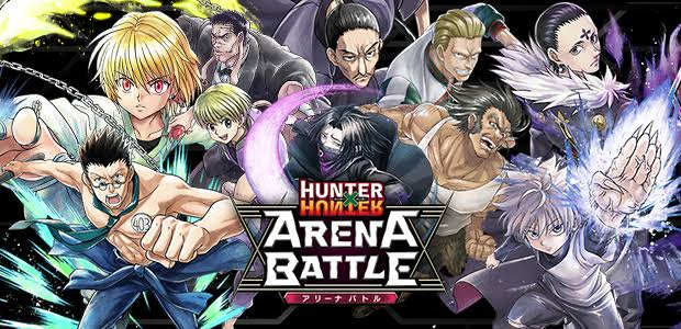 เกมส์ HUNTER×HUNTER: Arena Battle คอการ์ตูนไม่ควรพลาด